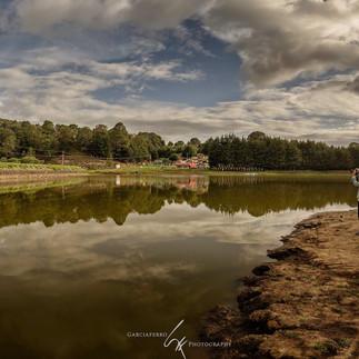 Laguna Azul Bosque de las Luciérnagas Garciaferro