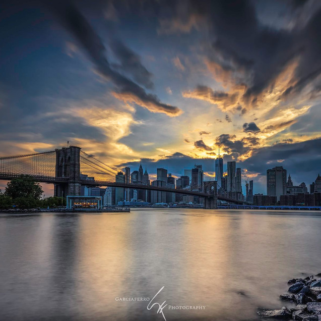 Manhattan Bridge Nueva York Garciaferro