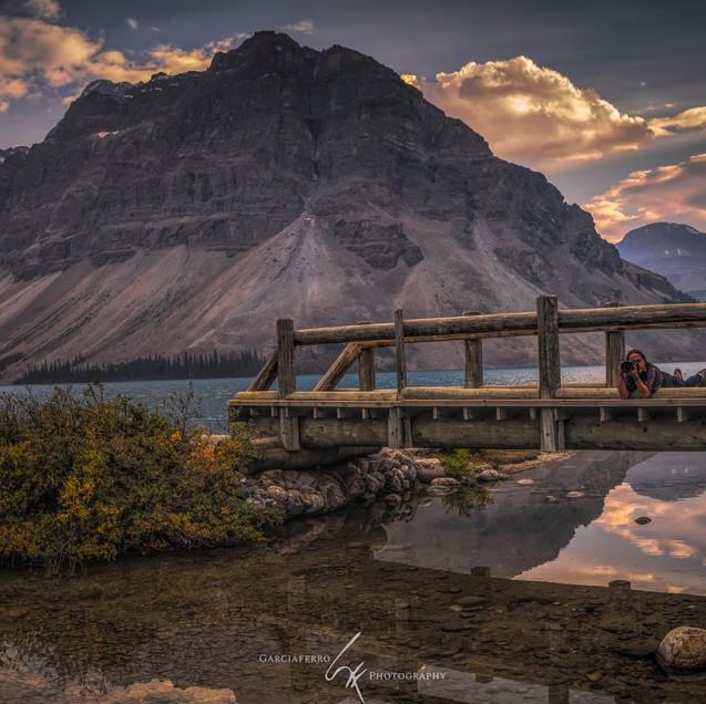 Lago Bow Canadá Garciaferro