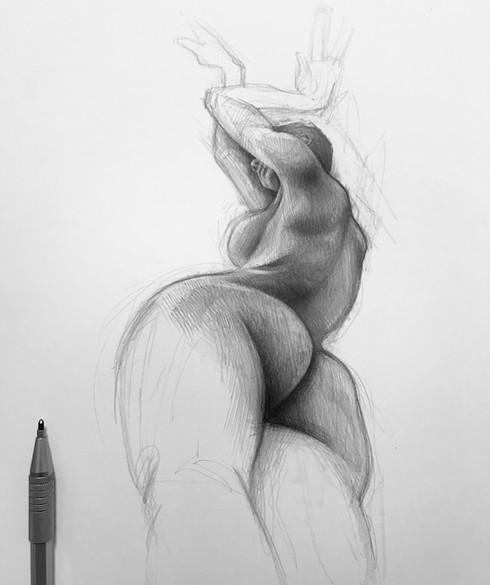 figura humana / human figure dibujo
