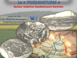 « Friedensturm » 14 et 15 juillet 1918