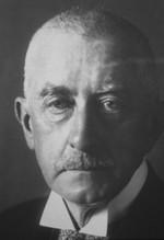 Docteur Georg WEGENER 1863-1939 (Géographe et explorateur)