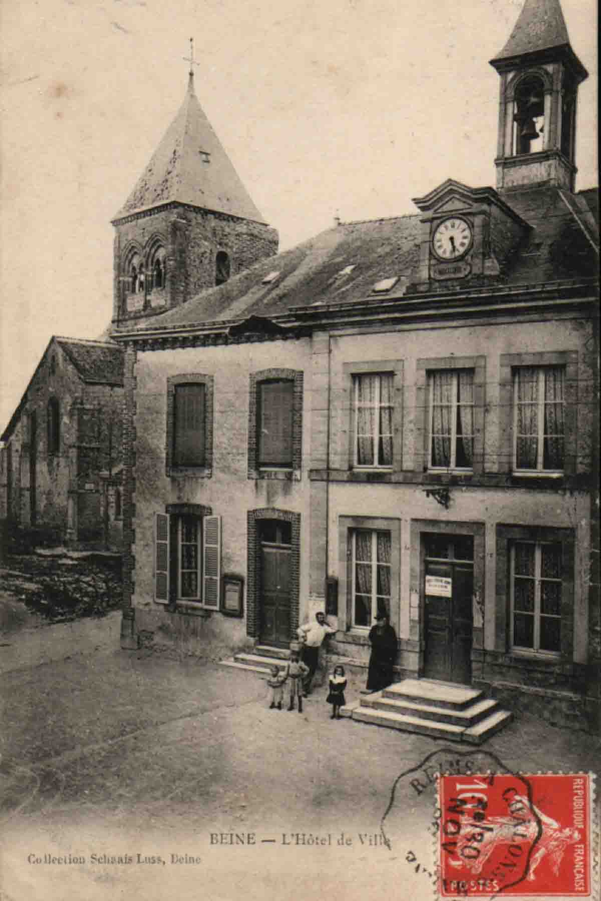 Beine_mairie