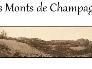 Les monts de champagne