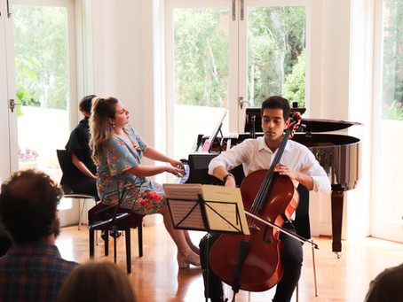 Sunny Afternoon of Chamber Music