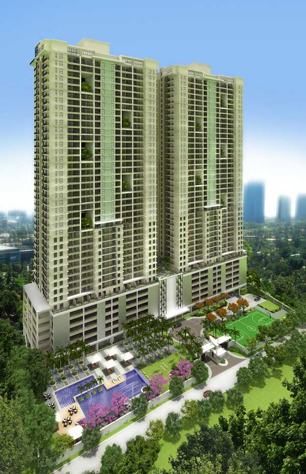 La Verti Residences (N & S Towers)