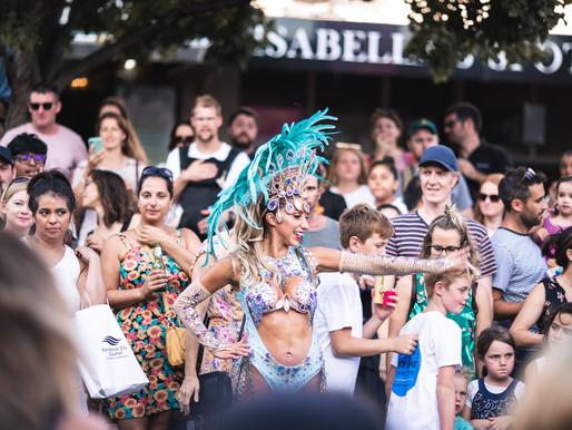 Samba Brazil Dance   The Spot Fest