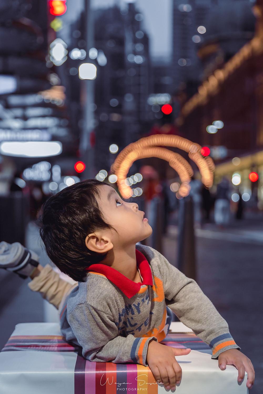 Sydney city new year 2018