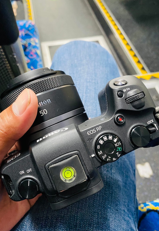 Welcome to RF 50 mm f1.8 STM
