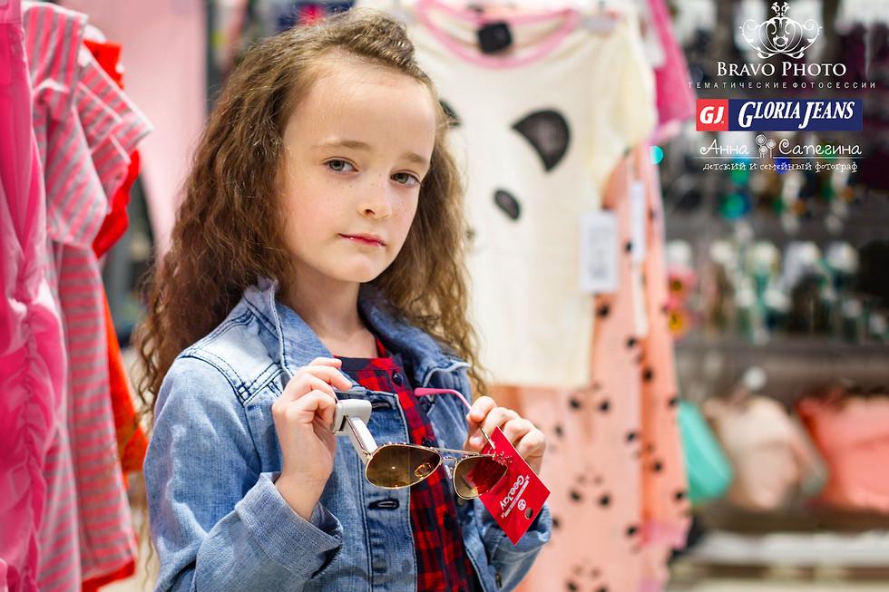 Дети в моде