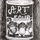 Pen and Ink free illustration, bespoke design, drawings prudamescreative.com