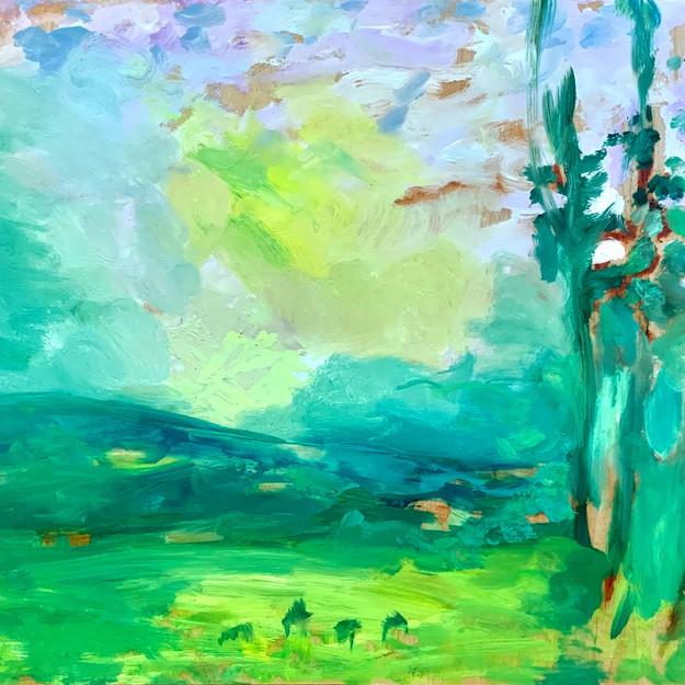 Sky Emeralds
