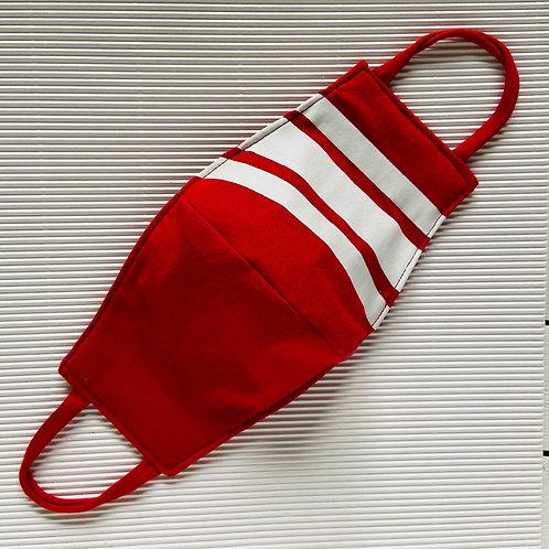 Custom Mask-Athletic Stripe