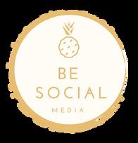 Updated Master Logo - Be Social Media .png