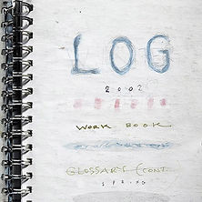 Doug Guildford, artist's logbook, Canadian visual artist, Intertidal zone, fabricated evidence