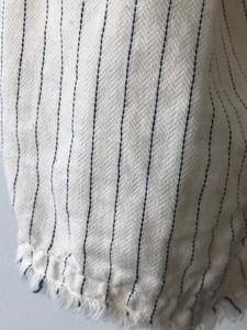 S20116 - Skirt Jenny (detail) 51% LI + 49% CO Price : 377 $