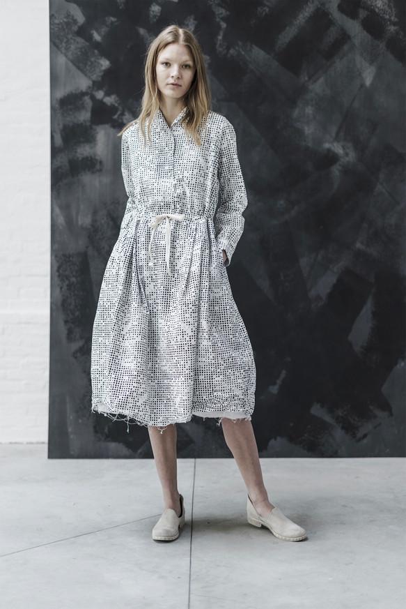 21347P - Dress Demetra group 10P printed percale