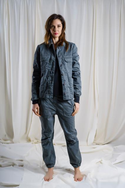 AI9242 - jacket  AI9259 - shirt  AI9246 - pants