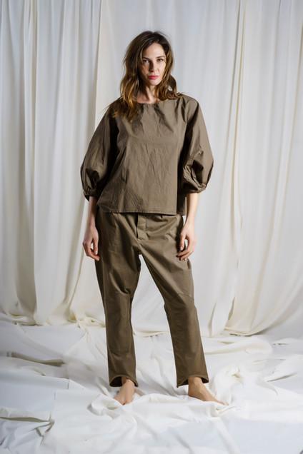 AI9235 - shirt  AI9243 - pants