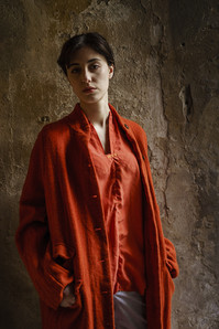 19378 - Shirt Colette 19301 - Coat Carine