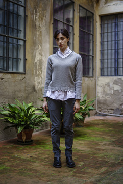 19402 - Pullover Petra 19375 - Shirt Corelie 19322 - Pants Prisca