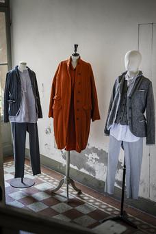 19325 - Jacket Valentina 19374 - Shirt Cleo 19322 - Pants Prisca