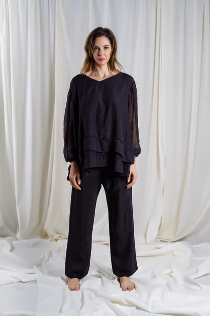 AI9212 - blouse  AI9219 - pants