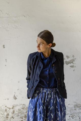 21175 - Jacket Vincenzina 21150/P - Skirt Janet