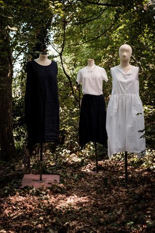 19128 - linen dress Rowena 19184 - silk t-shirt Tamara 19174 - cotton skirt Jofrette 19147 - cotton dress Rigoberthe