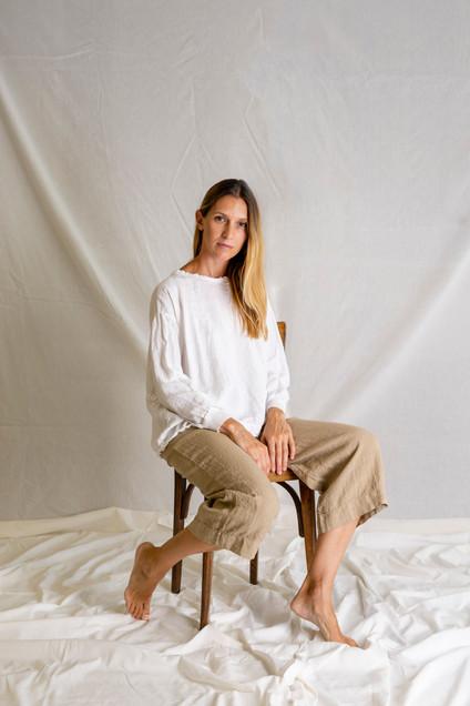 PE0108-blouse PE0113-pants