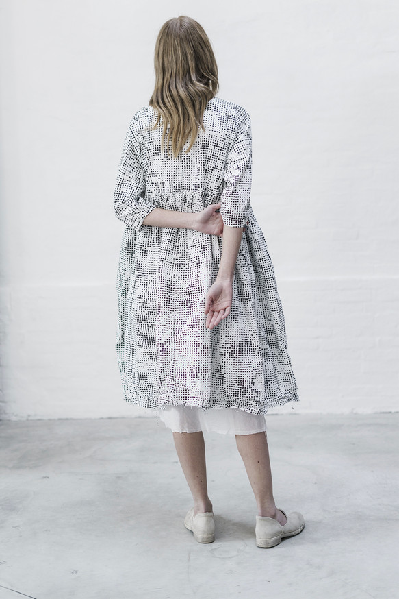 21345P - Dress Dalila  group 10P printed percale