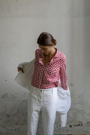 21147/P - Shirt Carina 21136 - Pants Palma