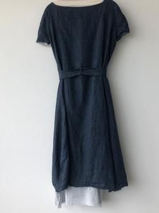 S20111 - Dress Rogere (back) 100% LI Price : 485 $