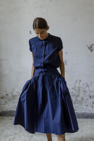 21157 - Shirt Clelia 21149 - Skirt Jolanda