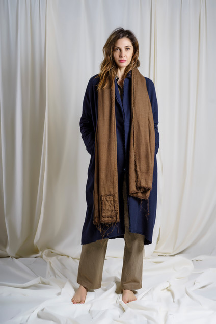 AI9262 - scarf  AI9217 - coat