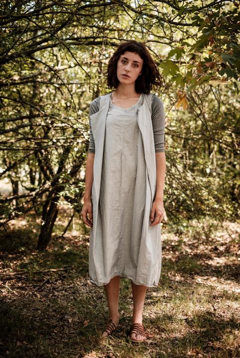 19155 - cotton dress Rebecca