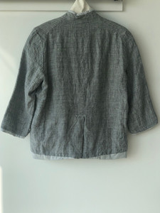 S20110 - Jacket Victoria  (back) 100% LI Price : 521 $