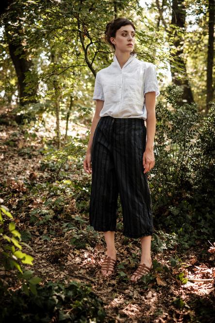 19180 - cotton shirt Chinzia 19145 - cotton pants Patricia