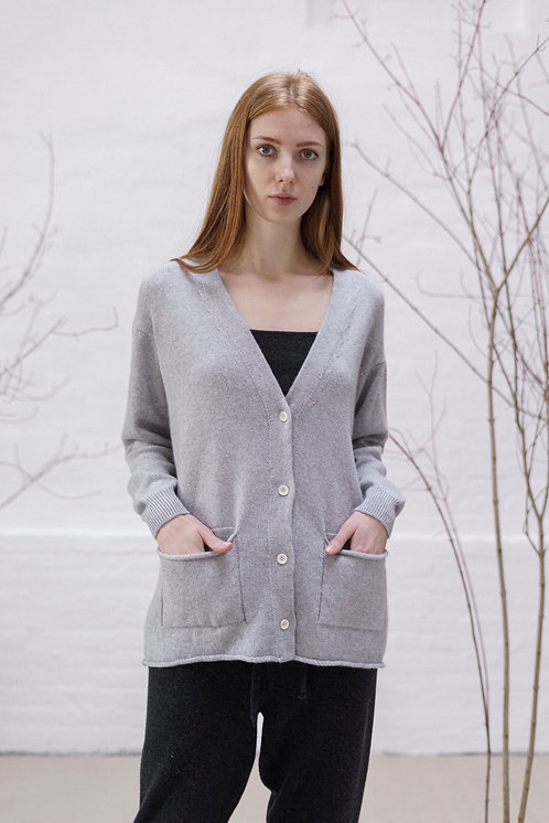 CARDIGAN WITH POCKET
