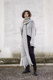 FW1938 - hand made scarf