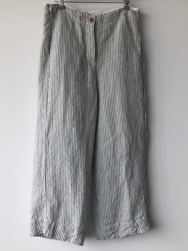 S20107 - Pants Prisca  100% LI Price : 329 $
