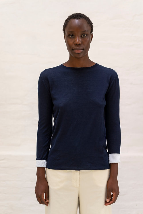 S2112 - DOUBLE SIDE PULLOVER