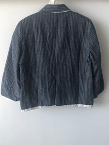 S20114 - Jacket Vilma  (back) 51% LI + 49% CO Price : 485 $