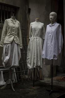19335 - Jacket Virginia 19339 - Skirt Jocelyne 19345 - Dress Dora