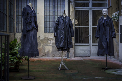 19325 - Jacket Valentina 19381 - Skirt Jamie  19311 - Coat Charlotte 19360 - Dress Dianne 19310 - Coat Conny 19358 - Dress Dolly
