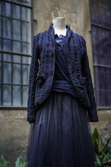 19325 - Jacket Valentina  19381 - Skirt Jamie