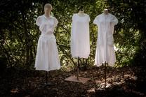19170 - cotton shirt Cecilia 19162 - cotton skirt Jenny 19128 - linen Dress Rowena 19154 - cotton dress Rose