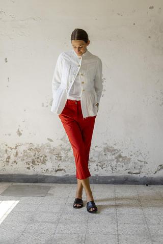 21119 - Jacket Virna 21136 - Pants Palma