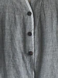 S20110 - Jacket Victoria (detail) 100% LI Price : 521 $