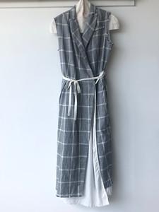S20102 - Dress Ryzlene 68%CO + 30% LI + 2% PL Price : 622 $